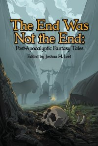 the end was not the end - cover